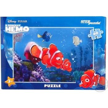 Пазлы Step Puzzle лицензия в ассортименте 60 элементов