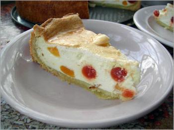 Німецький сирний торт
