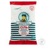 Соль Морячка морская йодированная 1кг - купить, цены на МегаМаркет - фото 2