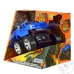 Игрушка Страна игрушек машина инерционная Джип KLX500-30