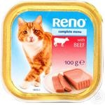 Reno With Beef For Cats Food
