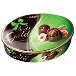 Magnat Nuts Gold Chocolates with Hazelnuts 143g