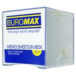 Блок бумаги BuroМax для заметок белый 90х90см 900шт
