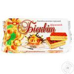Sponge cake Kharkov biscuit factory milky-nutty 330g