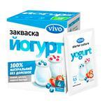 Закваска сухая бактериальная Vivo Йогурт в пакетиках 4*0,5г