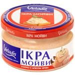 Capelin roe with crabmeat Veladis 180g