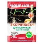 Chystiy lyst Rootstock for Seedlings roots 20g