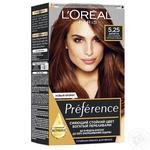 Loreal Recital 5.25 Ice Chestnut Hair Dye