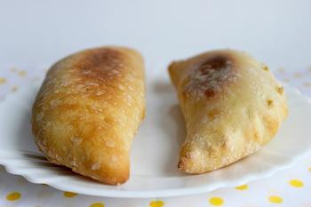Пирожки с оливками