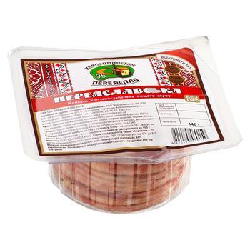 Ukrprompostach Pereyaslavska Smoked-Baked Sausage 140g - buy, prices for CityMarket - photo 2