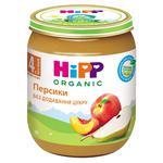 HiPP for children from 4 months Peach Puree 125g