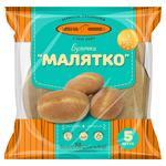 KyivHlib Maliatko Buns 5pcs, 250g