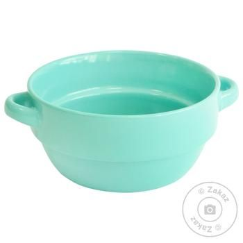 Oselya Set of Bowls with Handles for Broth 640ml 4pcs - buy, prices for Auchan - image 3