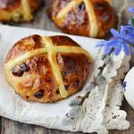Англійські булочки Hot Cross Buns