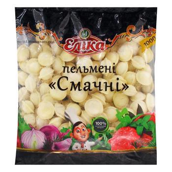 Elika Frozen Meat Dumplings 1kg - buy, prices for Auchan - image 1