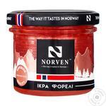 Икра Norven форели 110г