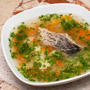 Суп по-ризьки