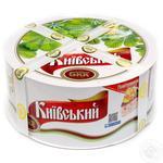 Торт БКК Київський з арахісом 850г - купити, ціни на Novus - фото 1