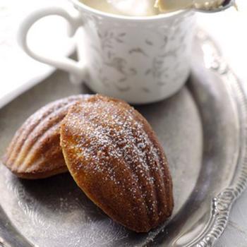 Мини-печенье «Мадлен» по‑прустовски