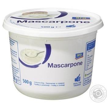 Сыр Aro Маскарпоне 500г