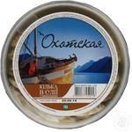 Fish sprat Ohotskaya preserves 500g