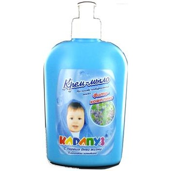 Karapuz Baby Fitocomplex Cream-Soap 400ml