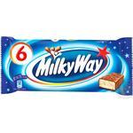 Батончик Milky Way с суфле покрытый молочным шоколадом 129г