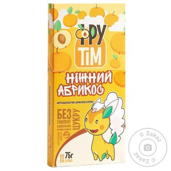 Candy Frutim with apricot 75g - buy, prices for MegaMarket - image 1