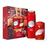Набор Old Spice White Water дез50+гель д/душа250 шт