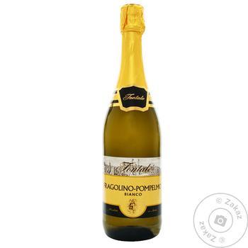 Напиток винный Fontale Фраголино белое полусладкое 0.75л