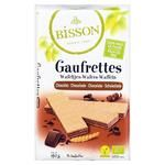 Bisson Organic Waffles with Chocolate 190g