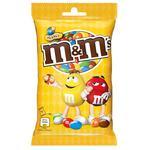 Драже M&M's с арахисом и молочным шоколадом 90г