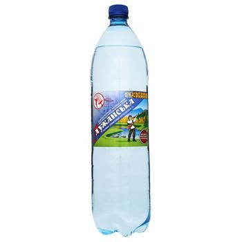 Luzhanska Highly Carbonated Mineral Water 1,5l