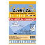 Наполнитель Lucky Cat 3кг