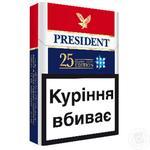 Сигареты President Classic Stars 25 cig