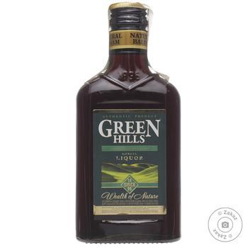 Бальзам Green Hills Herbal Liquor 20% 0,25л - купити, ціни на Novus - фото 1