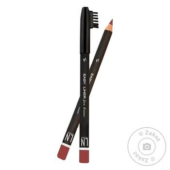 LN Professional 203 Eyebrow Pencil 1.7g - buy, prices for MegaMarket - image 1