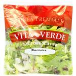 Салат Vita Verde свіжий митий нарізаний 200г