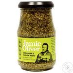 Jamie Oliver Pesto Sauce with Coriander and Cashew Nut 190g