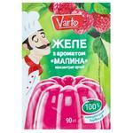 Желе Varto з ароматом малини 90г