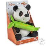 Tigres Panda Be in Love Soft Toy 22cm