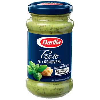 Barilla Pesto Genovese Sauce 190g - buy, prices for CityMarket - photo 1