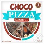Шоколад Shoud'e Choco Pizza асортi 120г