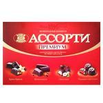Конфеты Бисквит-Шоколад Ассорти Премиум 300г