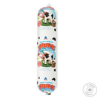 Мороженое Рудь Детское желание сливочное 500г - купить, цены на Ашан - фото 1