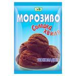 Мороженое Эко Сладкая волна шоколадное 60г