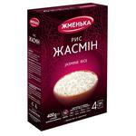 Zhmenka Jasmine Long-grain Polished Rice in Bags 400g