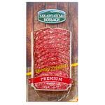 Колбаса Мир Мяса Салями Неаполитанская сырокопченая высшего сорта нарезка 70г