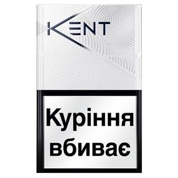 Сигареты Kent White Infina 1