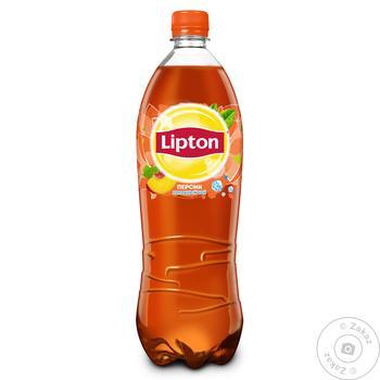 Холодный чай Lipton со вкусом персика 1л - купить, цены на Novus - фото 1